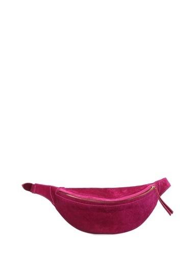 Nanushka Bel Çantası Pembe